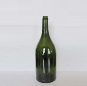 1.5L glass bottle empty champagne bottles china supplier