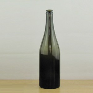 750ml Sparkling Wine Bottle Champagne Glass Bottle Wholesale Stock Sale 750ml Beer Bottle