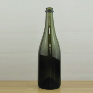 750ml champagne empty wine glass bottles china supplier