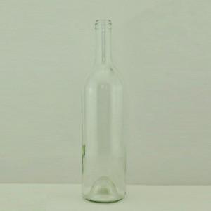 750ml玻璃瓶   红酒瓶