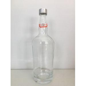 Extra white flint 750ml liquor bottles Vodka glass bottle