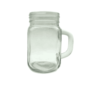 500ml mason candle jar with lids for sale
