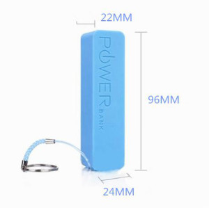 High Quality Portable USB 2600mah Power Bank Backup External Battery Charger For iPhone 4 4S 5 HTC S4 iPod iPad MP3 N7100