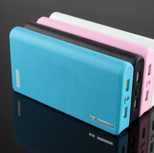 New Mobile Power Bank Portable External Power Bank Battery For Iphone,mp3,4Psp P345