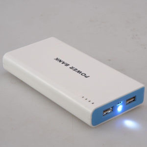 External Battery 10400mAh Emergency Power Bank Charger for IPhone 4 4S 5 5s HTC Various Mobile phone portable chargers