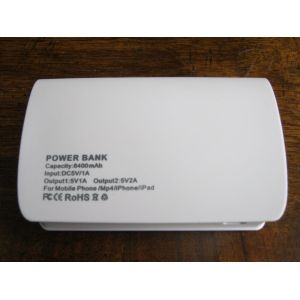 External Battery 7800mAh Emergency Power Bank Charger for IPhone 4 4S 5 5s HTC Various Mobile phone portable mini chargers