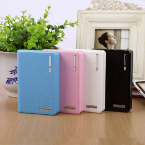 Wallet Portable Power Bank External Battery USB Universal Charger For Samsung Galaxy S4 Iphone 4 4S 5 5s 5c LG