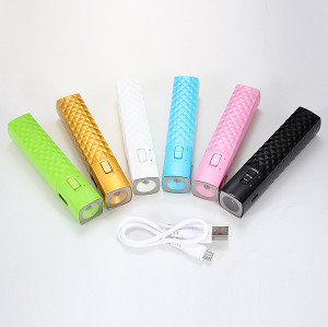 Mini fashion  power bank