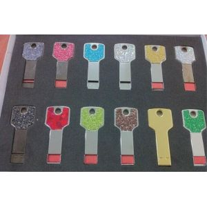 Free Sample, accept Paypal Key USB Flash Memory