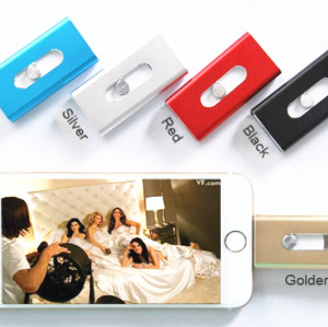 3 in1 OTG 16GB USB flash drive for Iphone
