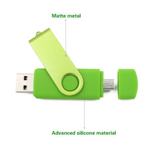 OEM Gifts For iPhone SE 5S 6S OTG USB Flash Drives32GB 64GB USB Flash Stick Drive