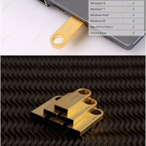 Metal USB Flash Drive 32GB 64GB 128GB USB Memory