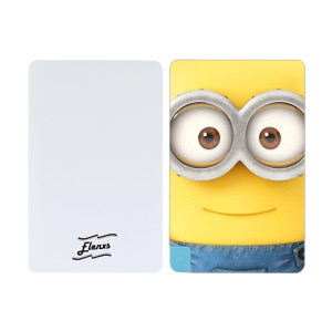 2600mAh Wallet Power Bank Ultra Slim Card Charger