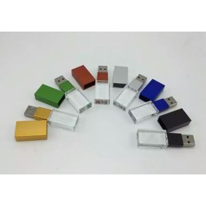 Crystal USB Flash Drive 8gb ,USB Flash Drive