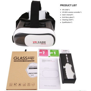 Professional VR Caes II 2 3D Glasses Virtual Reality 3D Video Glasses