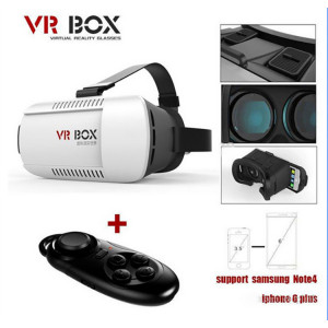 3D VR Virtual Reality Headset VR BOX Glasses