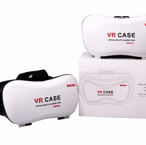 Virtual Reality Headset With VR Remote Control