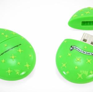 8GB PVC Promotional USB Memory