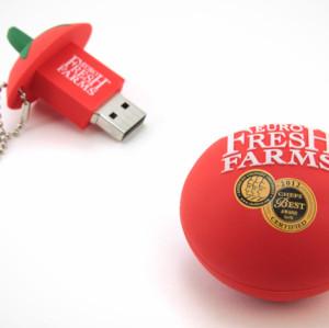 32GB PVC USB Flash Memory
