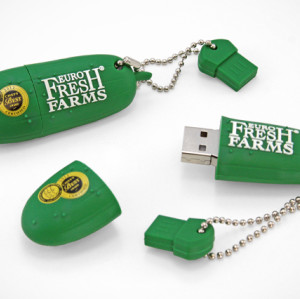 PVC USB Flash Stick 8GB