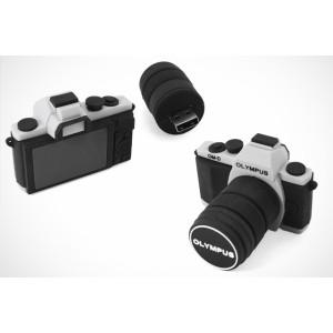 Camera Shape PVC USB Flash Stick