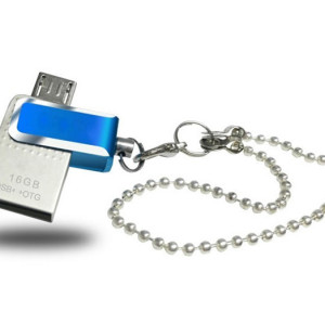 Rotatable Degin MINI OTG USB Flash Drive