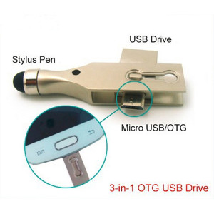New Touch Pen OTG USB Stick