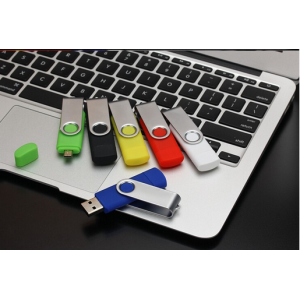 Swivel USB2.0 Memory Drive for Mobile phone