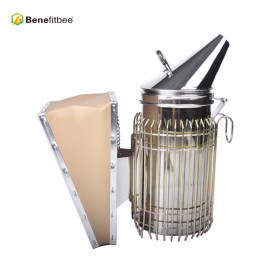 Benefitbee Beekeeping Equipment  Stainless steel 304 Bee Smoker
