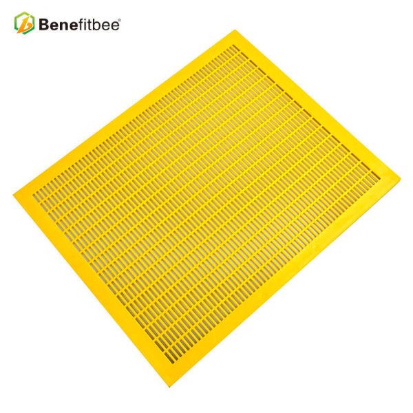 Customized Beekeeping Equitment Plastic Bee Queen Excluder para China Beekeeping Supplies