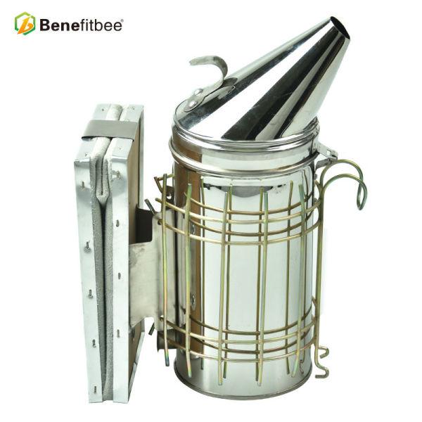 Apicultura Equitment Metal Bee Hive Smoker para Bee Farm