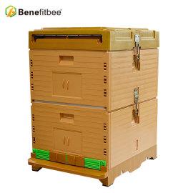 Imkerei-Werkzeuge stellt Plastikfluß-Bienenstock Langstroth-Bienenstock für China-Imkerei-Versorgungen her