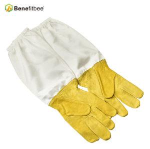 Новый дизайн SheepSkin Beekeeping Equitment Защитные перчатки для пчеловодства для пчеловода