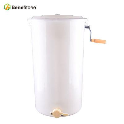 Beekeeping Equitment 2 Frame Manual Белый пластиковый медоуловитель для заводских пчеловодов