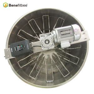 Manufacture OEM/ODM 12 Frames Electric Stainless Steel Bee Extractor