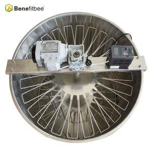 Haute qualité adaptée aux besoins du client 24 extracteur électrique d'abeille d'acier inoxydable pour l'équilibre apicole