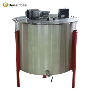 High Quality Customized 24 Frames Electric Stainless Steel Bee Extractor For Hot Sales Beekeeping Equitment
