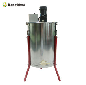 Honey machine 2 Frame Electric Stainless Steel Honey Extractor For Beekeeping Equitment