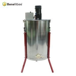 Extracteur électrique de miel d'acier inoxydable de 2 armatures pour l'équilibre apicole