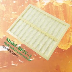 Herramientas de apicultura 16.14 * 20.08 pulgadas Plastic Queen Excluder With Beehive Accessories