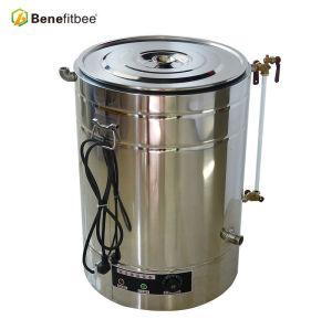 50 кг Рабочий объем Индивидуальный 304 Нержавеющая сталь Electirc Потепление медовых резервуаров с инвентарем для пчеловодства