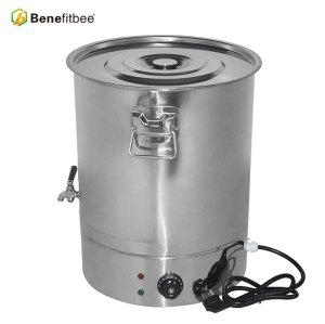 Réservoirs apicoles électriques de miel d'acier inoxydable du volume 70kg d'Equitation 70kg pour le processus de miel