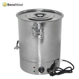 Los tanques eléctricos de la miel del acero inoxidable del volumen 304 de Effetive de la equidad 70kg de la apicultura para el proceso de la miel