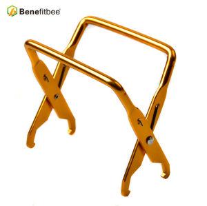 Пчеловодный инструмент Алюминиевый улей Инструменты Металлическая ручка Короткая рама