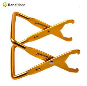 Beekeeping Equitement Aluminum Beehive Tools Metal Handle Short Frame Grip