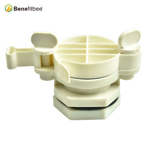 High Quality Extractors Accessoriess 1.89 Inch All Plastic Round Honey Gates For Beekeeper