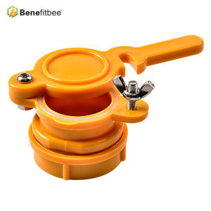 Customized Extractors Accessoriess 1.73 Inch Nylon Round Honey Gates With Beekeeping Equitment