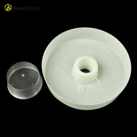 Plastic Round bee feeder Plastic Round 10.24*2.16 inch Beekeeping Feeder For Beehive Top Benefitbee