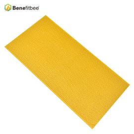 Beewax Beehive honey combs Beekeeping Equitment 16.5*8.27inch Yellow PP Honey Combs benefitbee