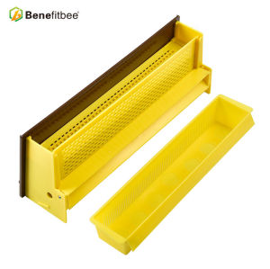 High Quality New Product Beekeeping Yellow Pollen Trap Pollen Filter Collector